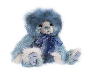 Charlie Bears Misty Blue