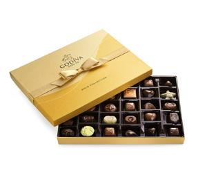 Chocolate Gift Box 36 Pc
