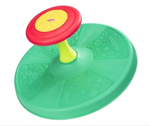 Classic Spinning Activity Toy