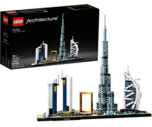 Collectible Architecture Building Set