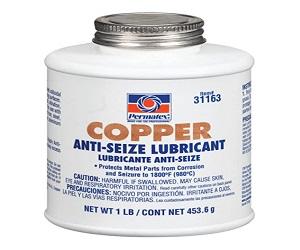 Copper Anti Seize Lubricant