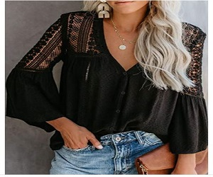 Casual T Shirts Blouses Tops