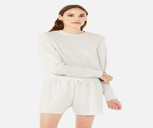 Crop Crew Sweatshirt