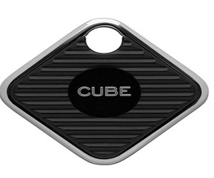 Cube Pro Key Finder Smart Tracker Bluetooth Tracker for Dogs, Kids, Cats, Luggage, Wallet, with app for Phone,