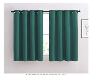 NICETOWN Blackout Curtains for Girls Room + Extra 10% Off