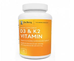 D3 & K2 Vitamin