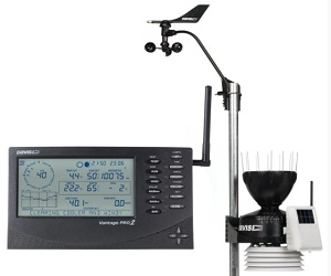 DAVIS VANTAGE PRO2 WIRELESS WEATHER STATION (6152UK)