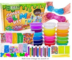 DIY Slime Kit Toy for Kids + Extra $2.00
