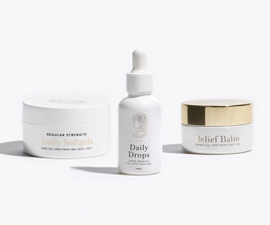 Daily Drops Daily Softgels Relief Balm