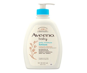 Daily Moisturizing Lotion For Baby