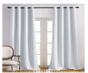 NICETOWN Room Darkening Curtain Panel  + Extra 10% Off