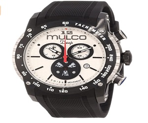 Deep Scale Stainless Steel Casual Watch