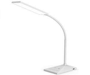 Office Lamp with USB Charging Port + Extra 10% Off