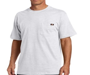 Dickies Men's Short Sleeve Pocket Tee Big-tall