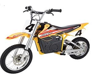 Dirt Rocket Electric Powered Bike