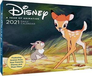 Disney Box Calendar