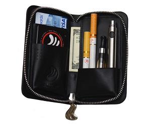 E-Cigarette Vip Leather Case