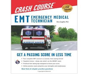 EMT Crash Course Book