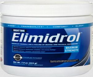Elimidrol Nighttime Formula