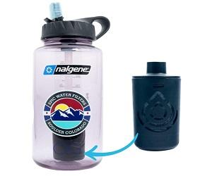 Epic Nalgene Water Bottle With Filter