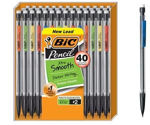 Extra Smooth Mechanical Pencil