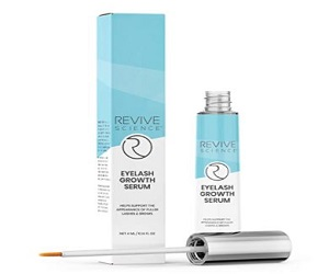 Eyelash Growth Serum & Eyebrow Enhancer