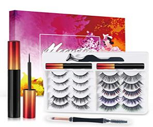 Magnetic Eyeliner and Magnetic Eyelash Kit