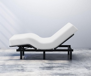 Featherlite Metal Adjustable Bed Frame