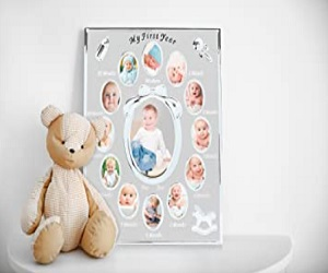 First Year Picture Frame For Babies