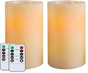 Flameless Candles Battery