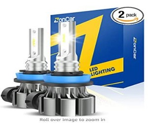 Car Led Fog Light Bulbs, + Extra $5.00
