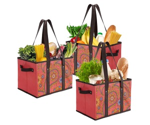 Foraineam Reusable Grocery Bags