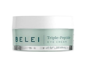 Triple-Peptide, Paraben Free Under Eye Cream