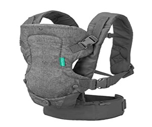 Front and Back Carry For Newborns