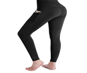 G4Free High Waist Yoga Pants with Pockets Leggings for Women