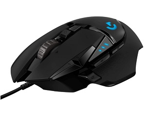 G502 HERO High Performance Wired Gaming Mouse
