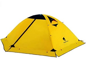Double Layer Waterproof Tent for 2 Person