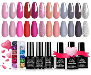 BabeNail Gel Nail Polish Set