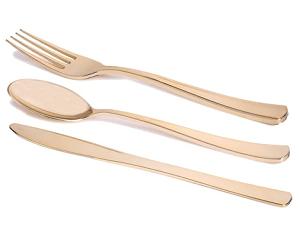 Gold Classic Cutlery
