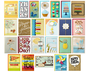 Greeting Cards 24 Packs