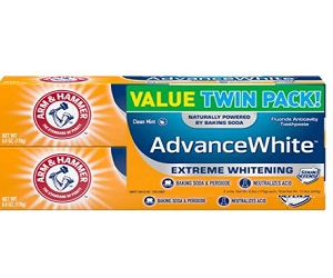 Advanced White Extreme Whitening Toothpaste