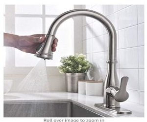 Head Kitchen Sink Faucet + Extra 5% Off