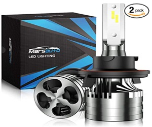 Headlight Bulbs with Fan M2 Series