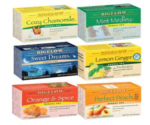Herbal Tea 6 Flavor Pack