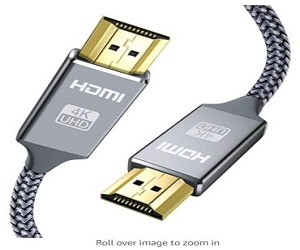 High Speed HDMI Cable supports