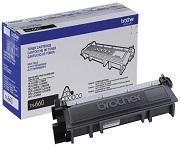 High Yield Toner Cartridge, TN660, Replacement Black Toner,