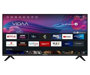 Hisense 32 Inch HD Ready Smart DLED TV