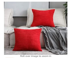 Home Brilliant Decorative Throw Pillow Covers