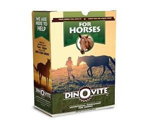 Dinovite for Horses 30 Day Supply