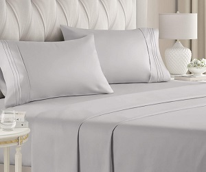 Hotel Luxury Bed Sheets Set 4 Piece